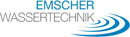 Logo Emscher Gesellschaft für Wassertechnik mbH, Essen